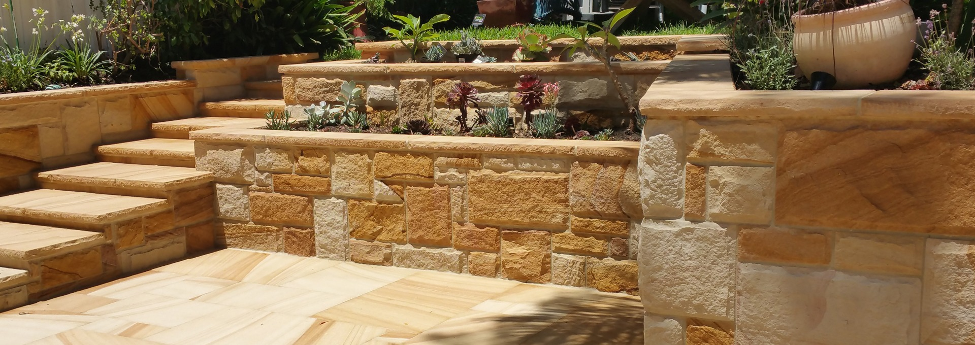 sandstone cleaning and sealing by enviro clean